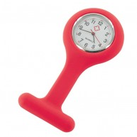 Montre silicone Rouge pour IDE